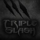 Lithuanian Music Band 'Triple Slash' Logo